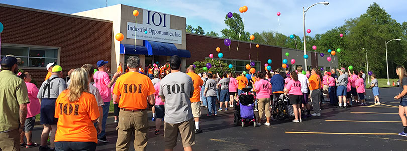 IOI Provides Community Programs and Services to People with barriers to employment