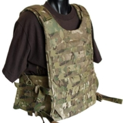 KDH - (4) Piece Plate Carrier Vest