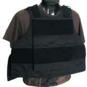 Plate Carrier Vest in Black