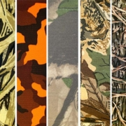 Hunting Suspenders are available in a number of camouflage patterns