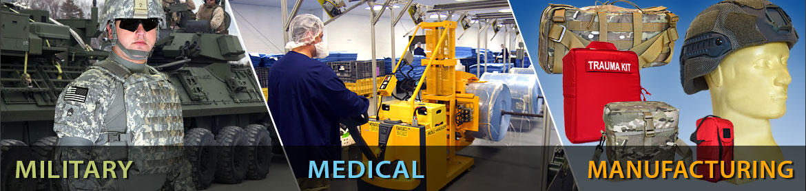 Military Medical Manufacturing